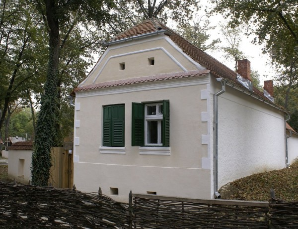 Casa Germană, sat Dealu Frumos, jud Sibiu