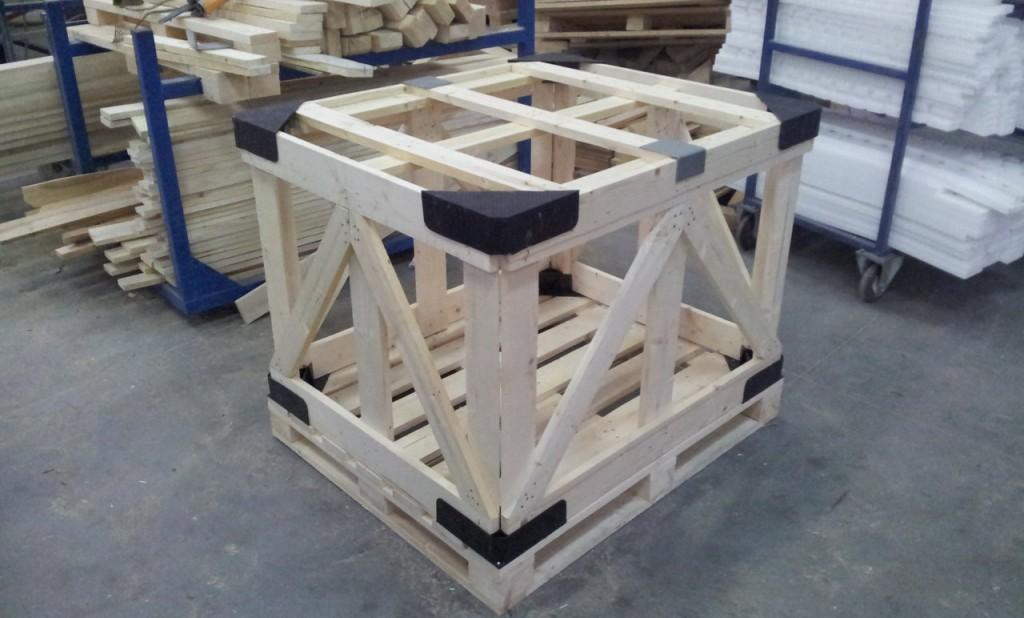 ambalaj lemn - pliabil