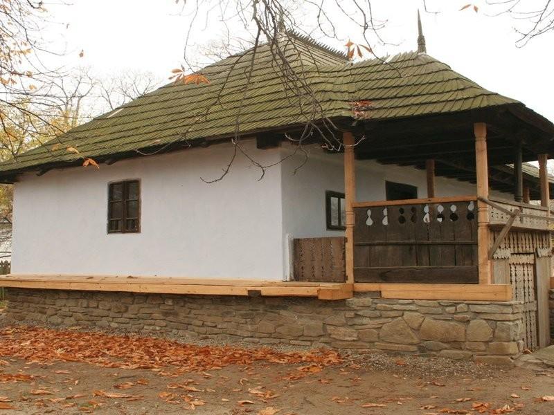 Casa Trăisteni, jud. Prahova