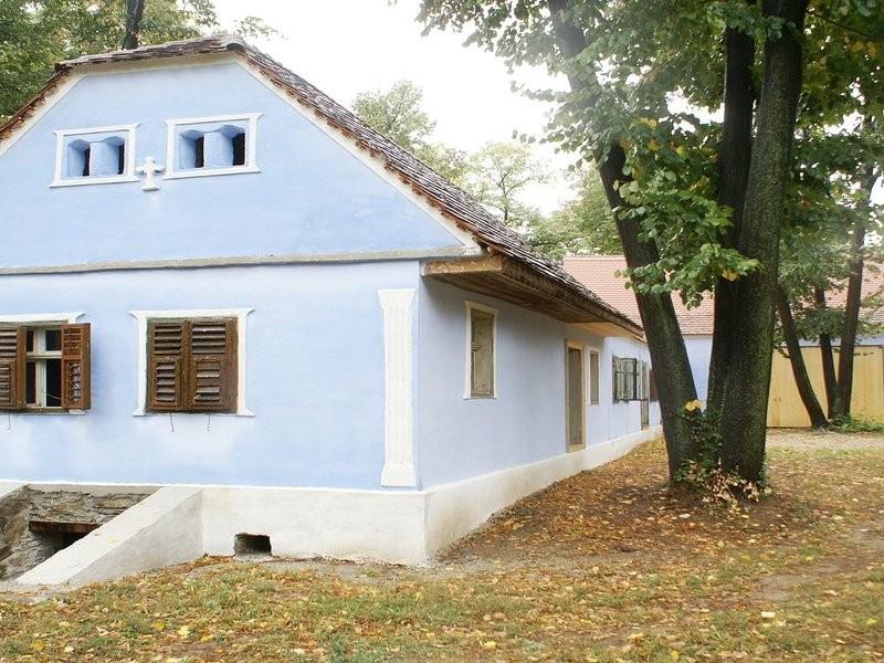Gospodărie Apicultor, Dealu Frumos, jud. Sibiu
